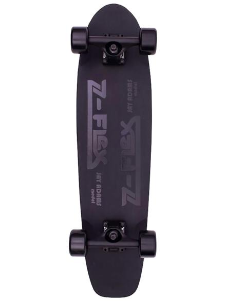 """Z-Flex Shadow Lurker 29"""" Complete zwart"""