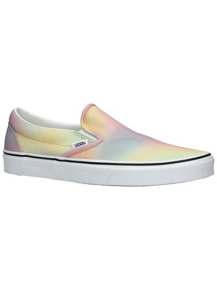 Vans Classic Neon Slip-Ons patroon
