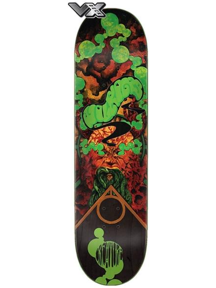 "Creature Wilkins Infinite VX 8.8"" Skateboard Deck zwart"