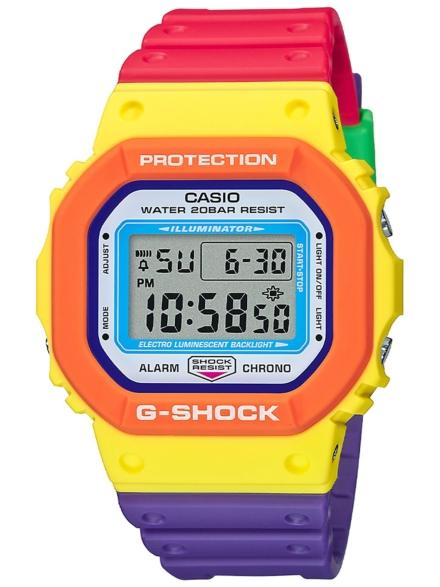 G-SHOCK DW-5610DN-9ER patroon