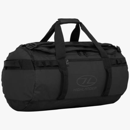 Highlander Storm Kitbag 45l duffle bag zwart