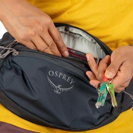 Osprey Daylite Waist 2l heuptas zwart