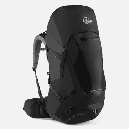 Lowe Alpine Manaslu ND 50:65l backpack dames Anthracite