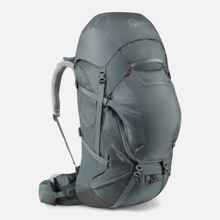 Lowe Alpine Cerro Torre ND 60:80l backpack dames Dark Slate