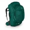 Osprey Fairview WS/WM 55l travelpack dames Rainforest Green
