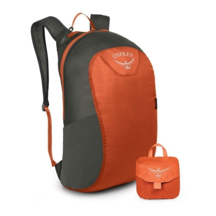 Osprey Ultralight Stuff Pack 18l opvouwbare rugzak Poppy Orange