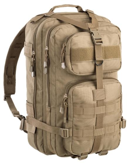 Defcon 5 Tactical Hydro Compatibile 40L legerrugzak Coyote Tan
