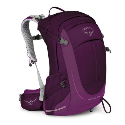 Osprey Sirrus 24l wandelrugzak dames Ruska Purple