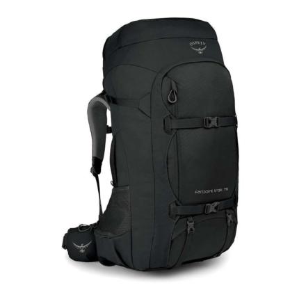 Osprey Farpoint Trek 75l travelpack heren O/S zwart