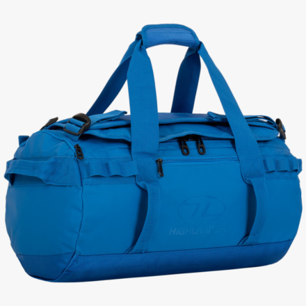 Highlander Storm Kitbag 30l duffle bag blauw