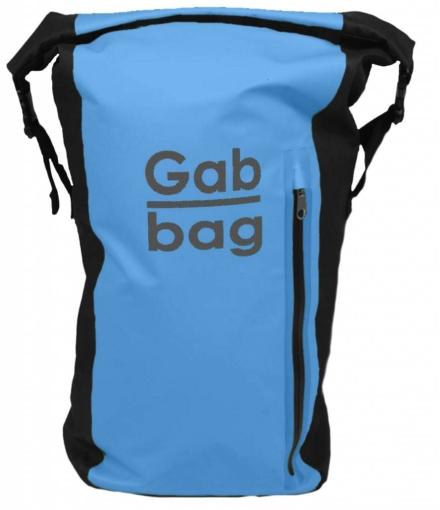 Gabbag Reflective 35L waterdichte rugzak blauw