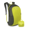 Osprey Ultralight Stuff Pack 18l opvouwbare rugzak Electric Lime