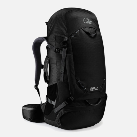 Lowe Alpine Kulu 65:75l backpack heren Anthracite