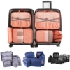 DreamTravel Packing cubes uitgebreide set van 7 stuks