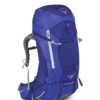 Osprey Ariel AG 55l backpack dames Tidal Blue