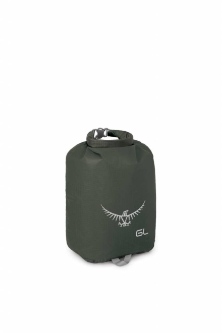 Osprey Ultralight DrySack 6 liter drybag Shadow Grey waterdichte zak