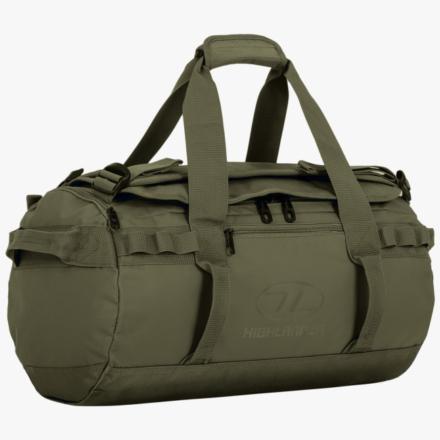 Highlander Storm Kitbag 30l duffle bag olive