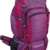 Highlander Expedition W dames backpack 60L paars