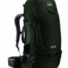 Lowe Alpine Kulu 65:75l backpack heren Magnetite