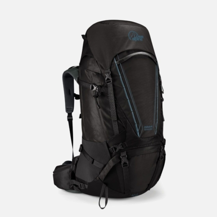 Lowe Alpine Diran ND 40:50l backpack dames Anthracite