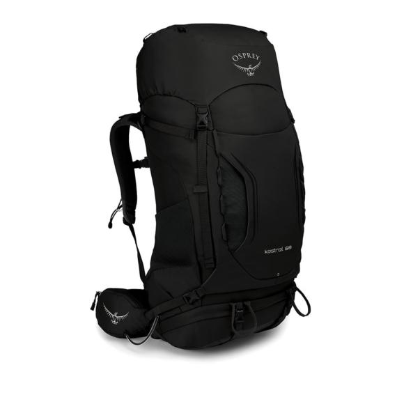 Osprey Kestrel 68l backpack heren zwart