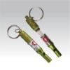 Munkees Emergency capsule en fluit sleutelhanger