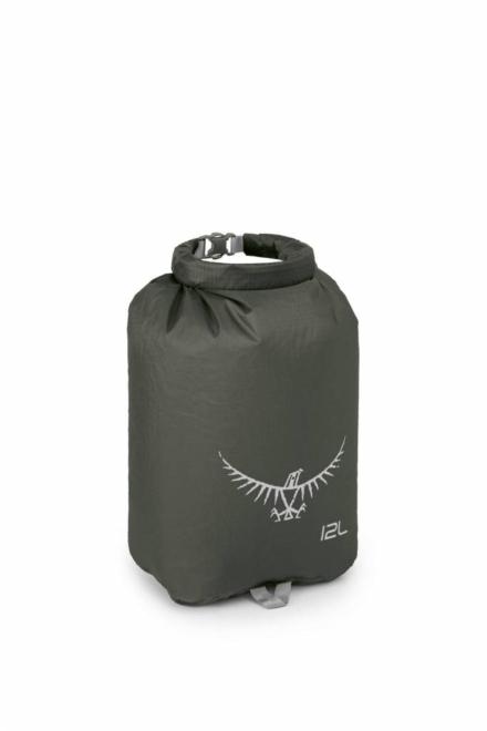 Osprey Ultralight DrySack 12 liter drybag Shadow Grey waterdichte zak