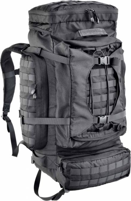 Outac Multirolle 67l backpack zwart
