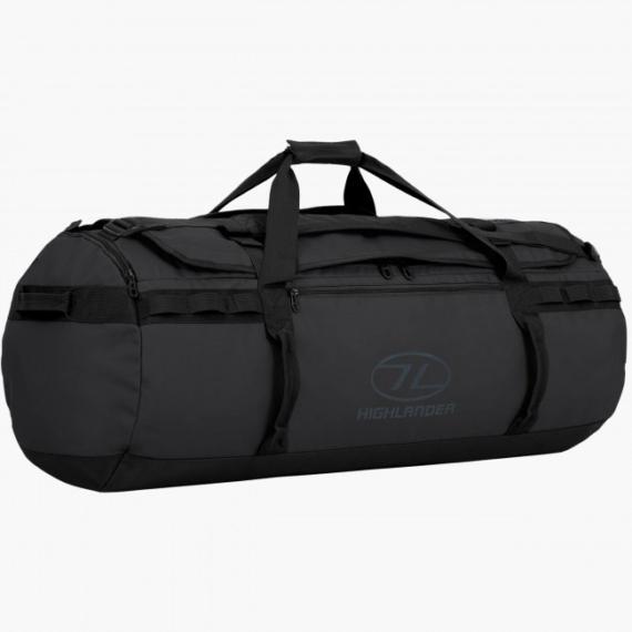 Highlander Storm Kitbag 120l duffle bag zwart