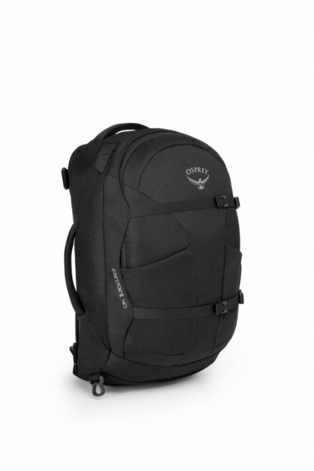 Osprey Farpoint 40l travelpack handbagage rugzak Volcanic Grey