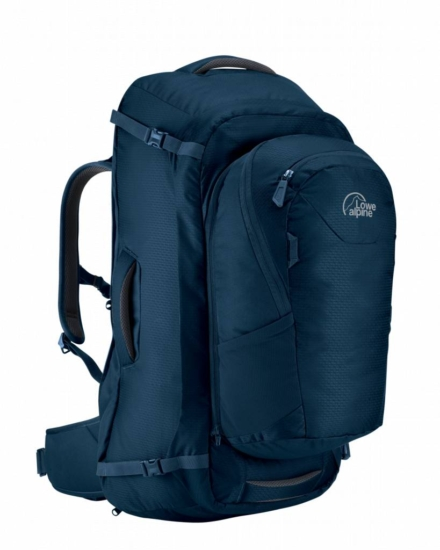 Lowe Alpine AT Voyager 55+15l travelpack Azure