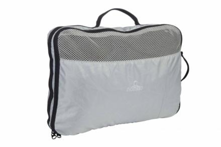 Nomad Packing cube M lichtgewicht organiser Mist grey