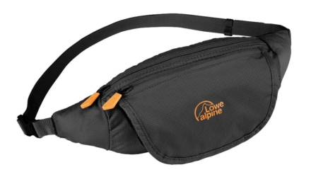 Lowe Alpine Belt Pack heuptas Anthracite