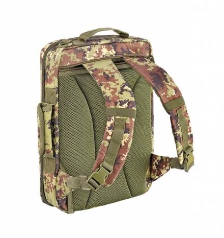 Defcon 5 Tactical laptop pack Vegitato Italiano