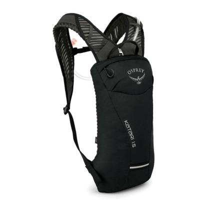 Osprey Katari 1.5 liter drinkrugzak zwart