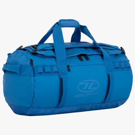 Highlander Storm Kitbag 45l duffle bag blauw