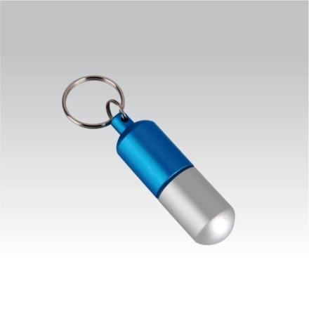 Munkees Waterdichte capsule sleutelhanger maat M