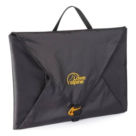 Lowe Alpine Shirt bag overhemden bagagetas zwart