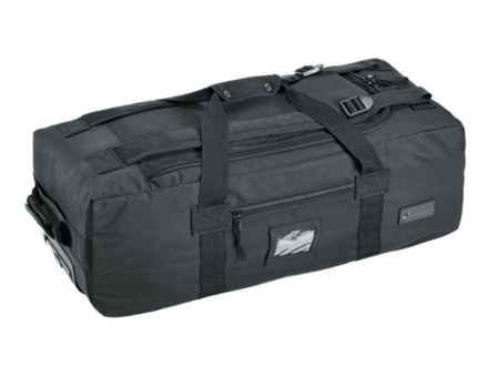 Defcon 5 Travelbag 70 liter convertible zwart