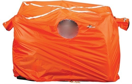Highlander Emergency Survival Shelter 4-5 personen oranje