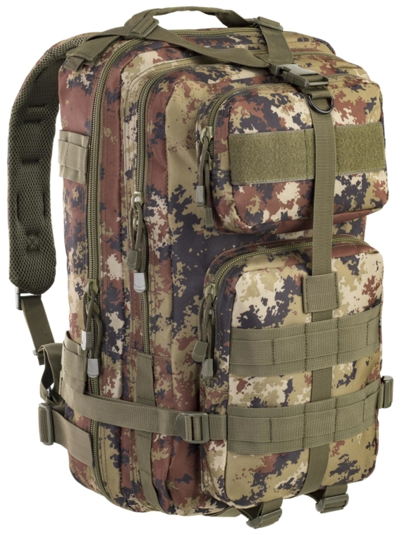 Defcon 5 Tactical Hydro Compatibile 40L legerrugzak Vegetato Italiano