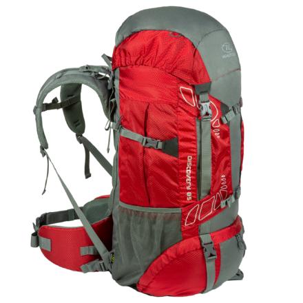 Highlander Discovery 65l backpack rood