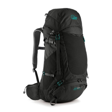 Lowe Alpine AirZone Trek+ ND 33:40l wandelrugzak dames zwart
