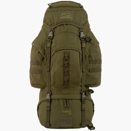 Pro-force New Forces 66l backpack olive