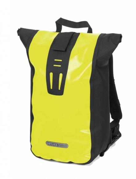 Ortlieb Velocity 24l waterdichte rugzak geel