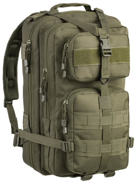 Defcon 5 Tactical Hydro Compatibile 40L legerrugzak Old Green