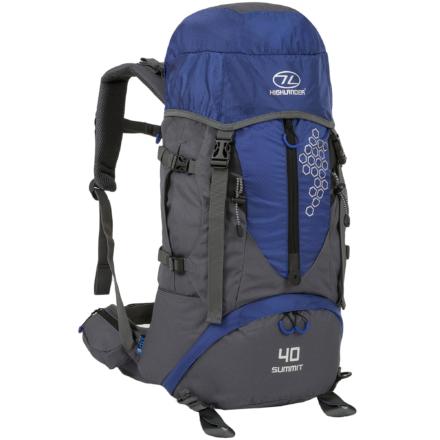Highlander Summit 45l wandelrugzak blauw