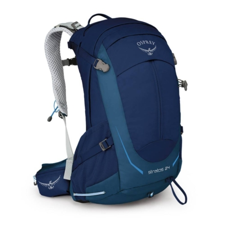 Osprey Stratos 24l rugzak Eclipse Blue
