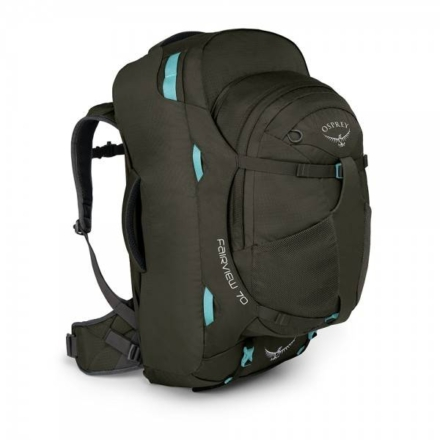 Osprey Fairview WS/WM 70L travelpack dames Misty Grey