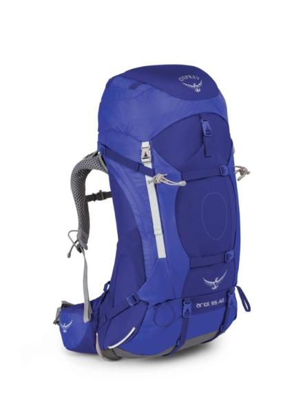 Osprey Ariel AG 55l backpack dames Tidal Blue